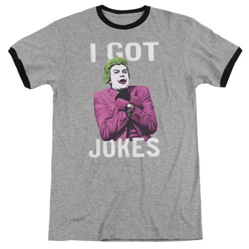 Image for Batman Classic TV Ringer - Got Jokes