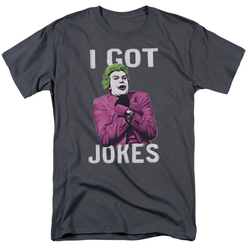Image for Batman Classic TV T-Shirt - Jokes