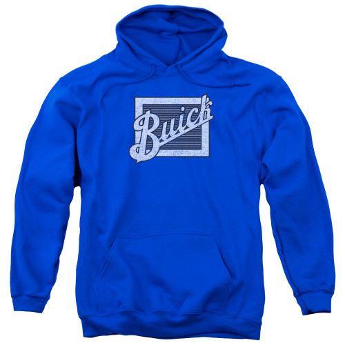Image for Buick Hoodie - Distressed Emblem