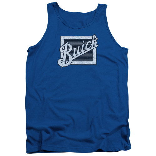Image for Buick Tank Top - Distressed Emblem
