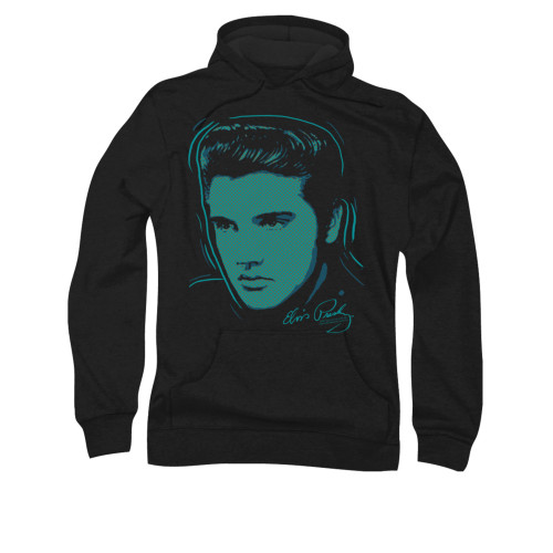 Image for Elvis Hoodie - Young Dots