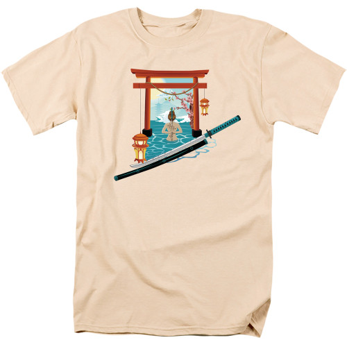 Image for Anime T-Shirt - Tori Gate Sword