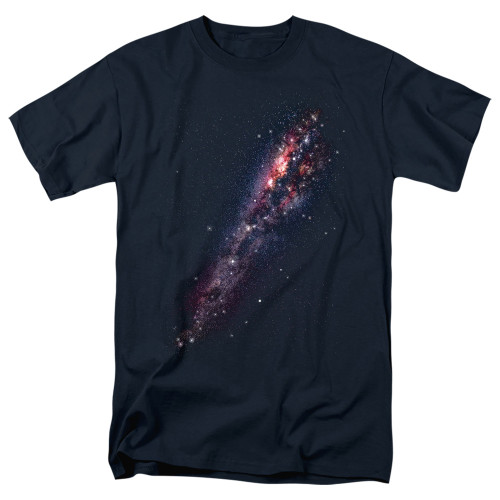 Image for Outer Space T-Shirt - Milky Way Navy