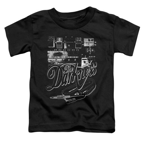 Image for The Darkness Toddler T-Shirt - Pedal Board