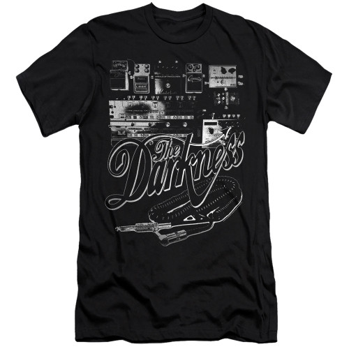 Image for The Darkness Premium Canvas Premium Shirt - Pedal Board