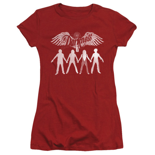 Image for The Darkness Girls T-Shirt - Join Hands