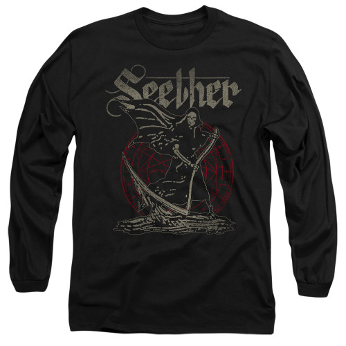 Image for Seether Long Sleeve Shirt - Reaper