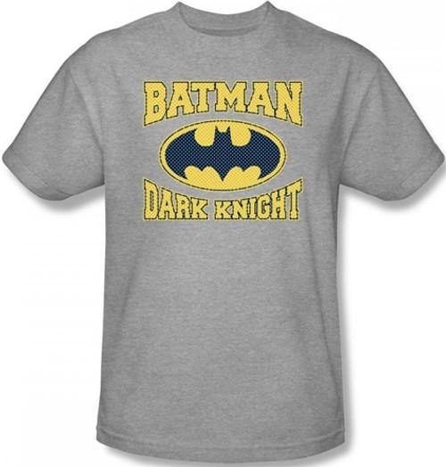 Image for Batman T-Shirt - Dark Knight Jersey Logo