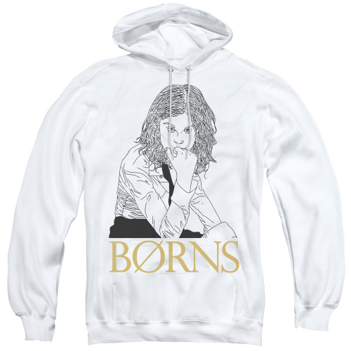 Image for Borns Hoodie - Outline