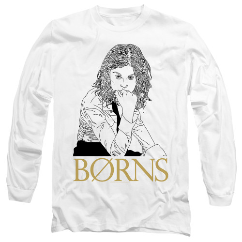Image for Borns Long Sleeve Shirt - Outline