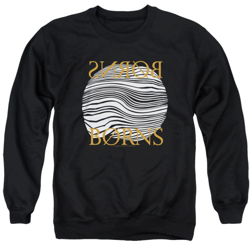 Image for Borns Crewneck - Thumbprint