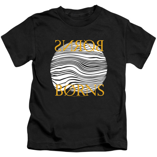 Image for Borns Kids T-Shirt - Thumbprint