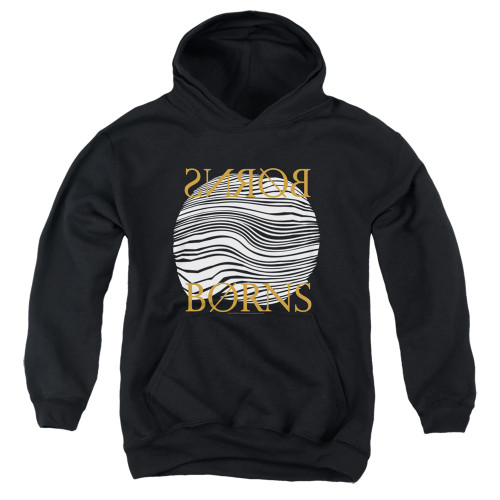 Image for Borns Youth Hoodie - Thumbprint
