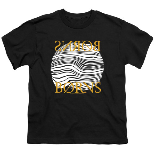 Image for Borns Youth T-Shirt - Thumbprint