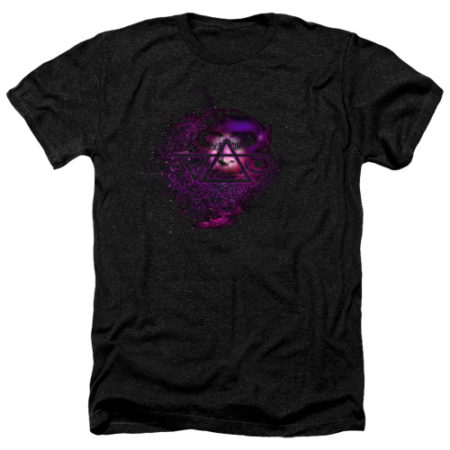 Image for Steve Vai Heather T-Shirt - Vai Universe