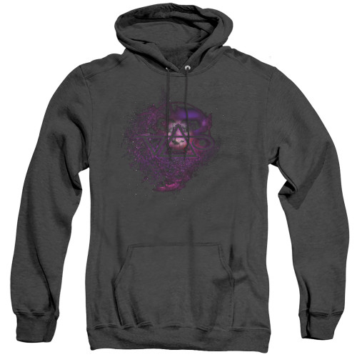 Image for Steve Vai Heather Hoodie - Vai Universe
