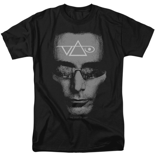 Image for Steve Vai T-Shirt - Vai Head