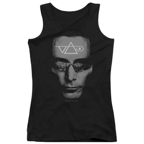 Image for Steve Vai Girls Tank Top - Vai Head