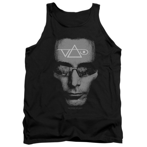 Image for Steve Vai Tank Top - Vai Head