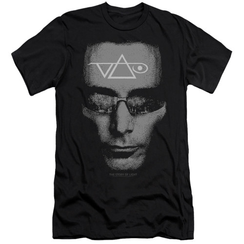 Image for Steve Vai Premium Canvas Premium Shirt - Vai Head