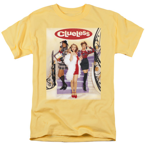 Image for Clueless T-Shirt - Poster