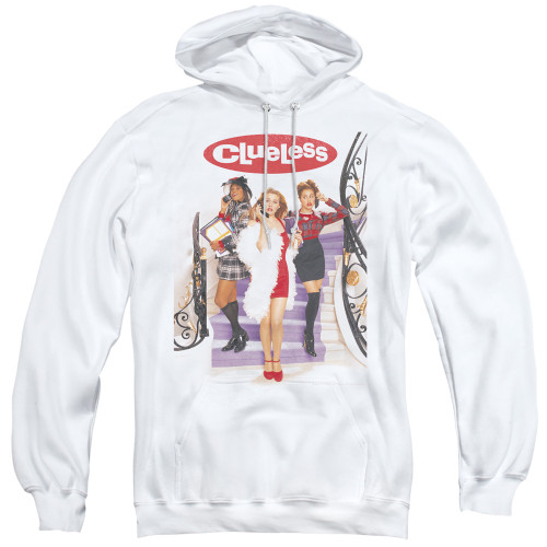Image for Clueless Hoodie - Classic Poster