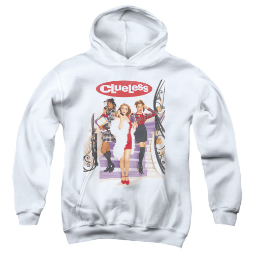 Image for Clueless Youth Hoodie - Classic Poster