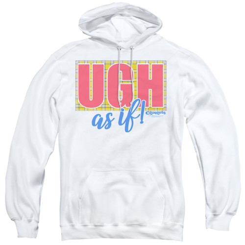 Image for Clueless Hoodie - Ugh As If