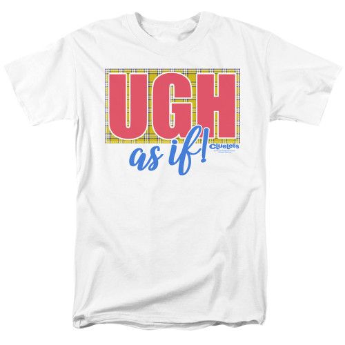 Image for Clueless T-Shirt - Ugh As If
