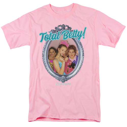 Image for Clueless T-Shirt - Total Betty
