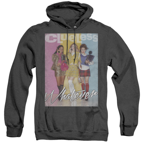 Image for Clueless Heather Hoodie - What-Ever