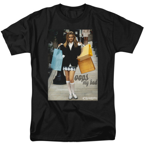 Image for Clueless T-Shirt - Oops My Bad