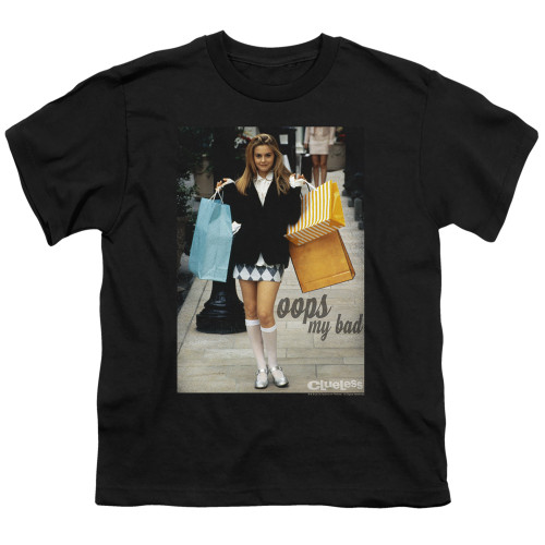 Image for Clueless Youth T-Shirt - Oops My Bad