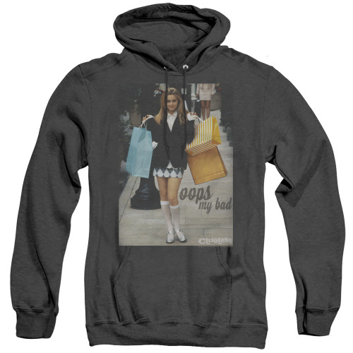 Image for Clueless Heather Hoodie - Oops My Bad