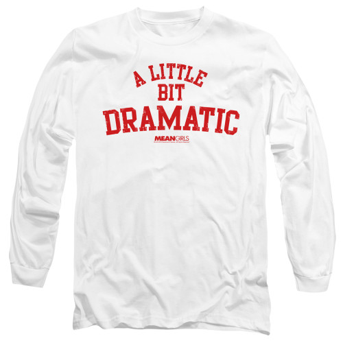 Image for Mean Girls Long Sleeve Shirt - Dramatic