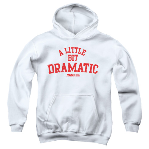 Image for Mean Girls Youth Hoodie - Dramatic