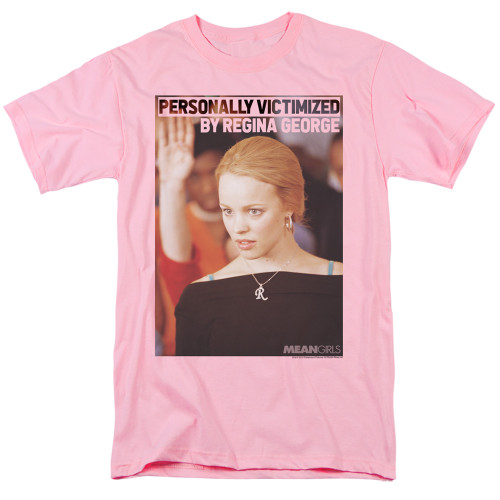 Image for Mean Girls T-Shirt - Regina George Victim
