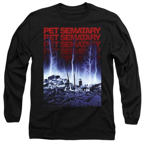 Image for Pet Sematary Long Sleeve Shirt - Sematary