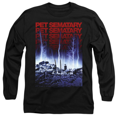 Image for Pet Sematary Long Sleeve Shirt - Sematary