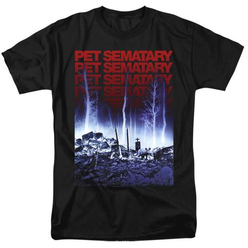 Image for Pet Sematary T-Shirt - Sematary