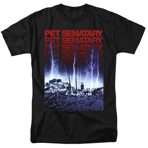 Image for Pet Sematary T-Shirt - Sematary