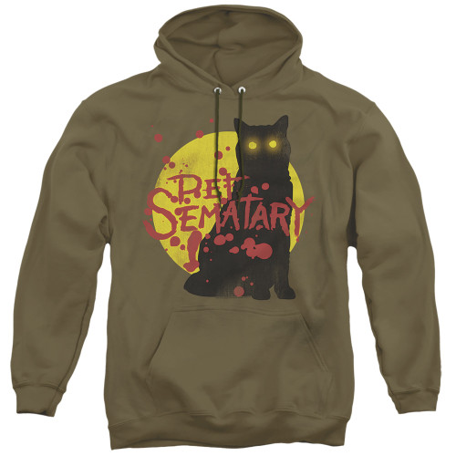 Image for Pet Sematary Hoodie - Graphic Cat