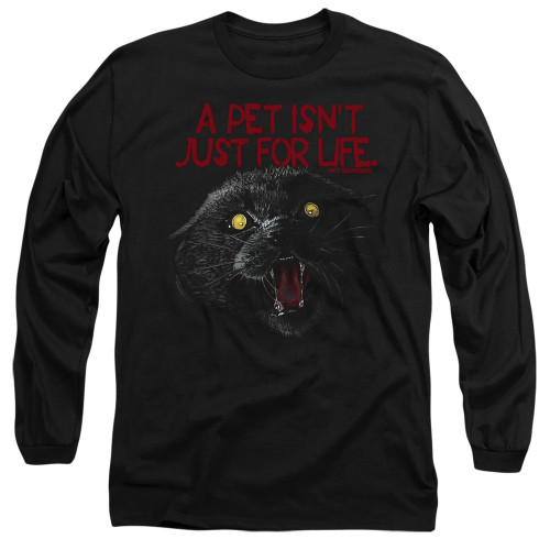 Image for Pet Sematary Long Sleeve Shirt - I Survived