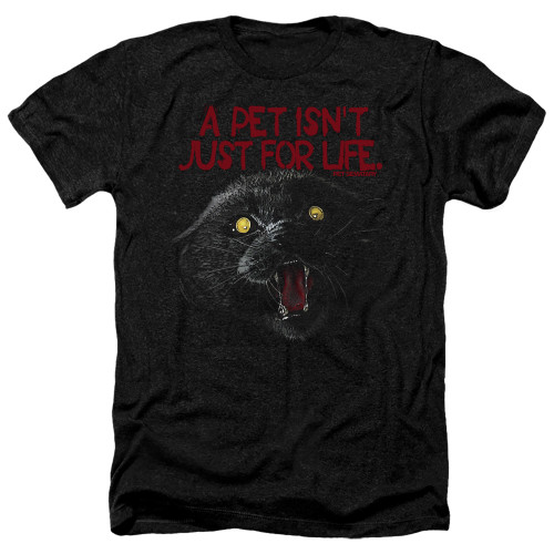 Image for Pet Sematary Heather T-Shirt - I Survived