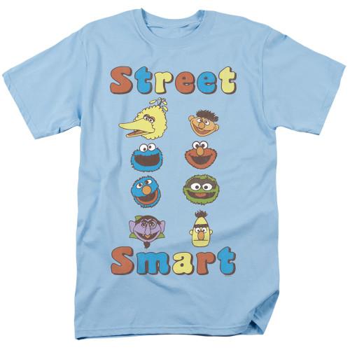 Image for Sesame Street T-Shirt - Street Smart