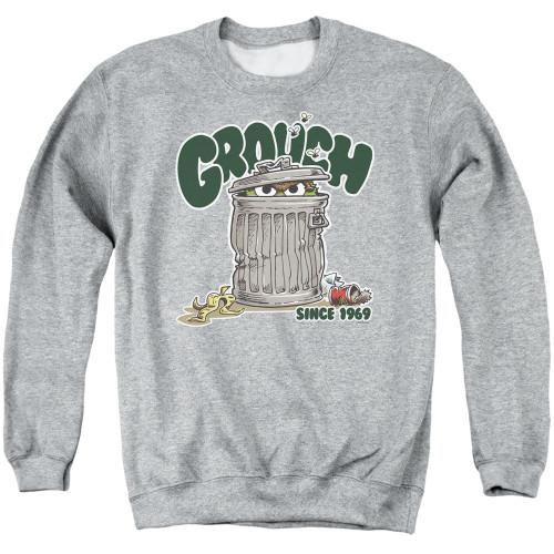 Image for Sesame Street Crewneck - Grouch