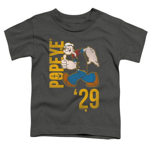 Image for Popeye the Sailor Toddler T-Shirt - '29