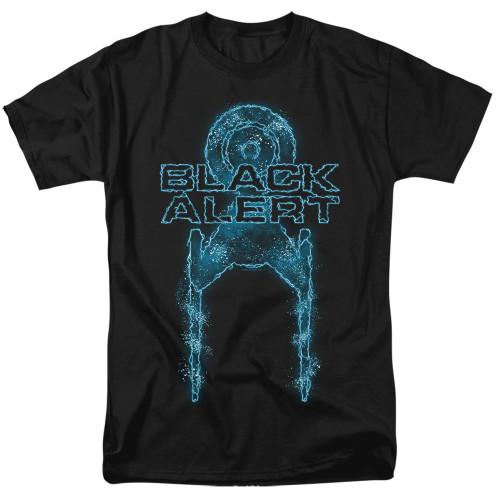 Image for Star Trek Discovery T-Shirt - Black Alert