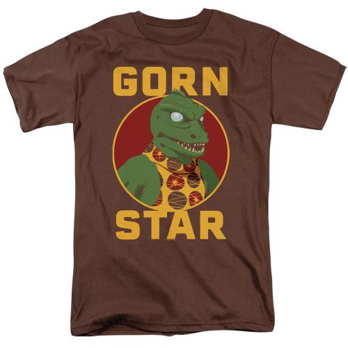 Image for Star Trek T-Shirt - Gorn Star