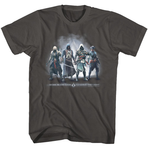 Image for Assassins Creed Assassin's Group T-Shirt